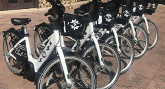 """Electric"" e-bikes (Credit: KFOX14/CBS4)"